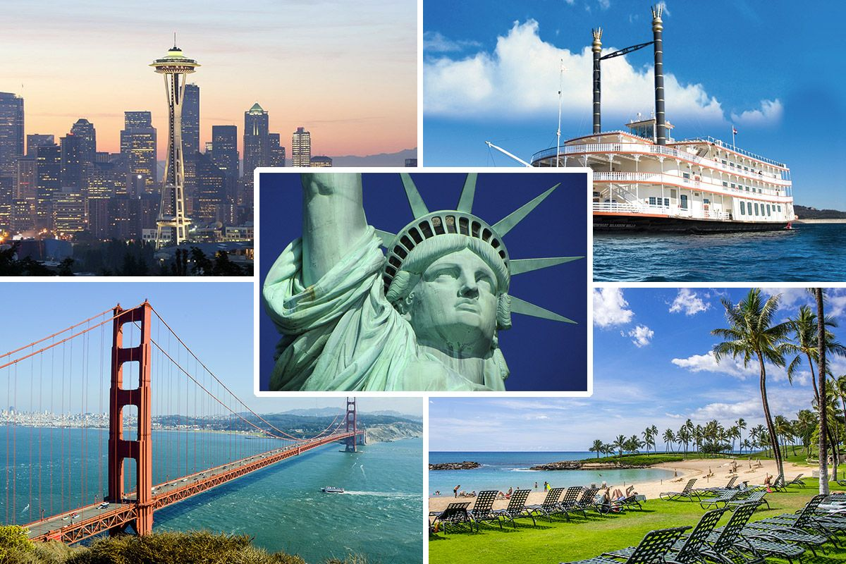 Best US Vacation Destinations