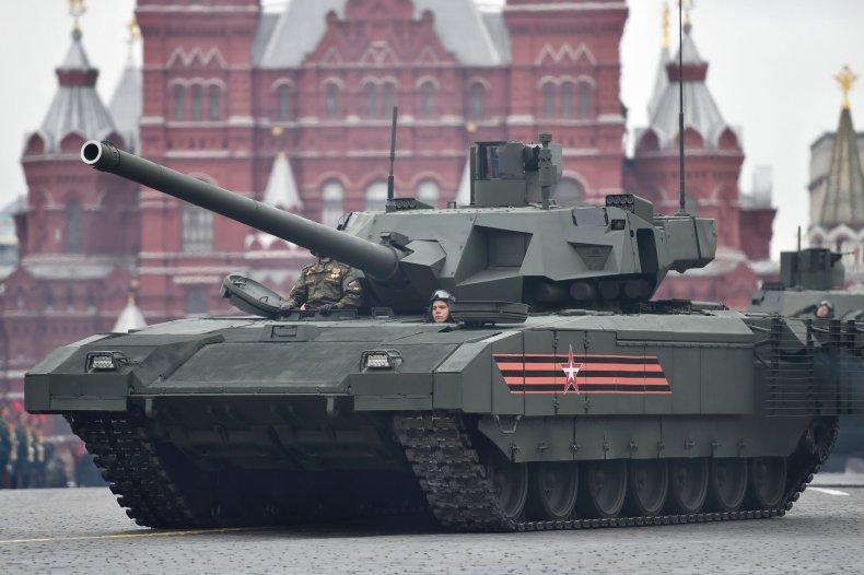 T-14 Armata tank