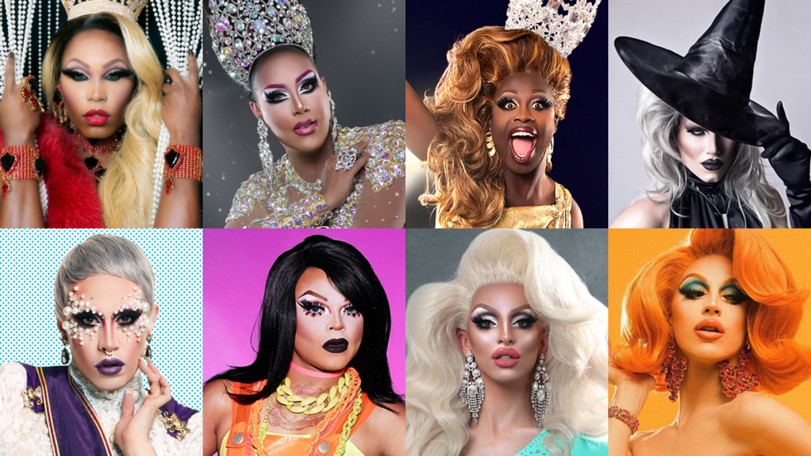 Rupauls Drag Race Season 10 A Guide To Drag Mothers