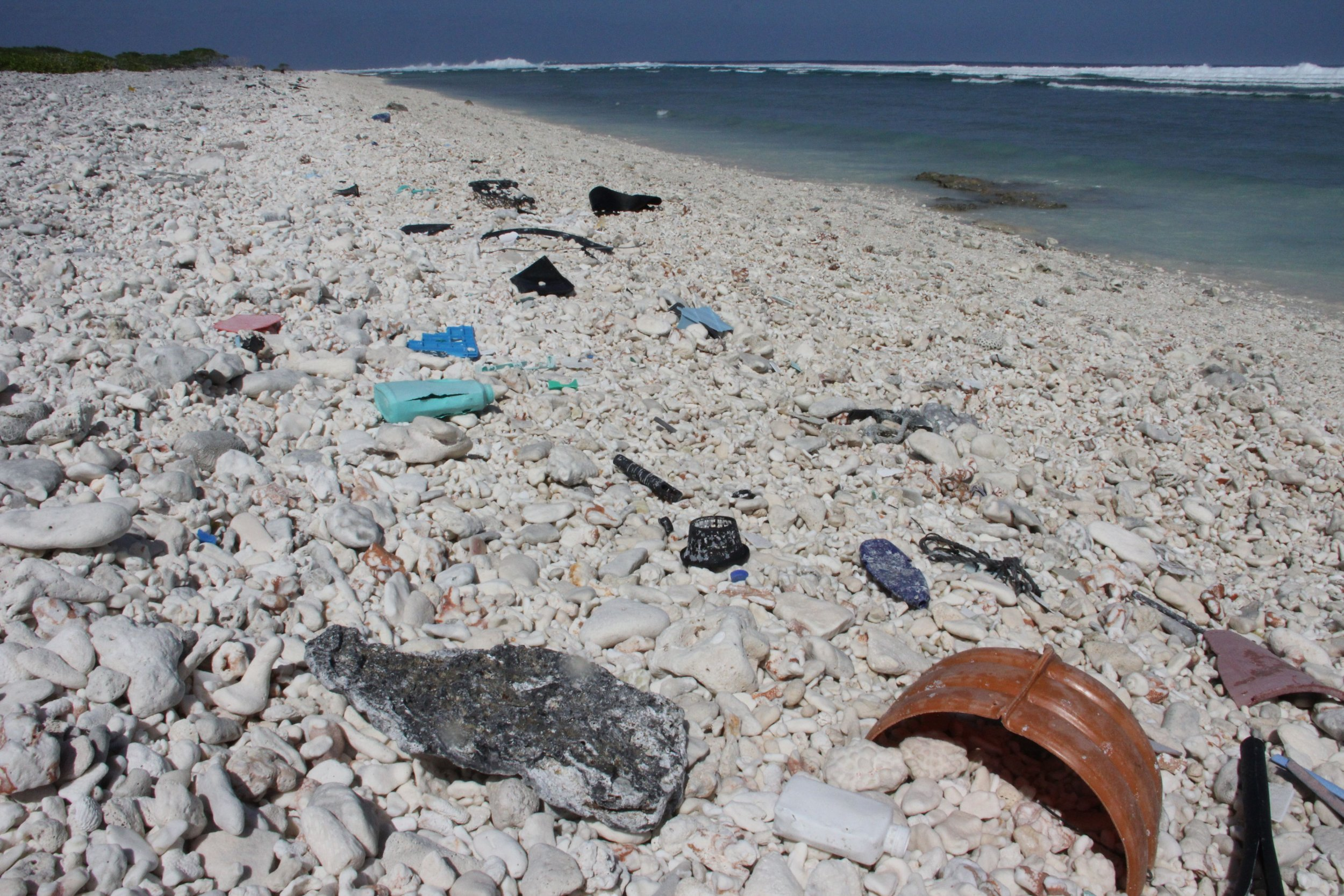 Trash Islands Are Still Taking Over The Oceans At An Alarming Rate
