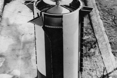 Vanguard satellite