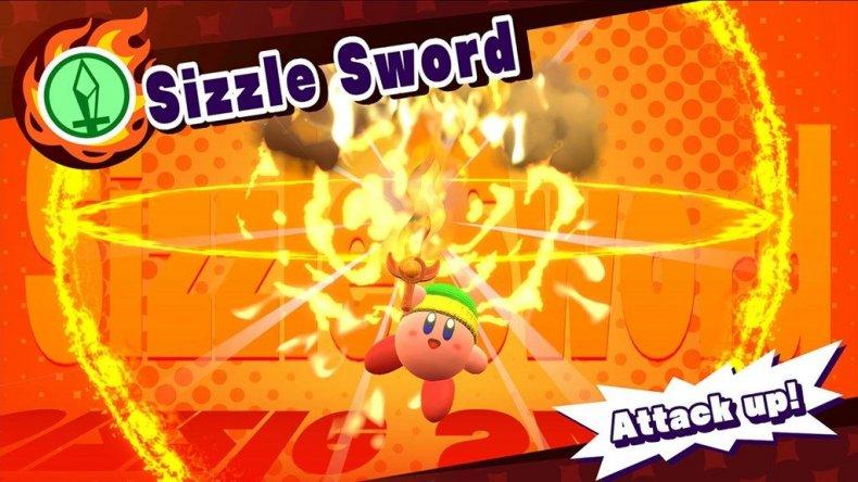 Switch_KirbyStarAllies_screen_01 flame sword