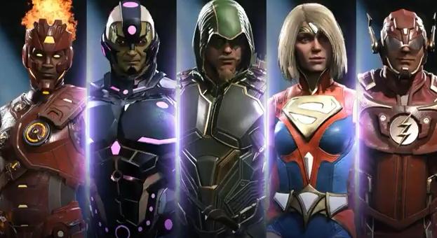 injustice 2 legendary edition costumes