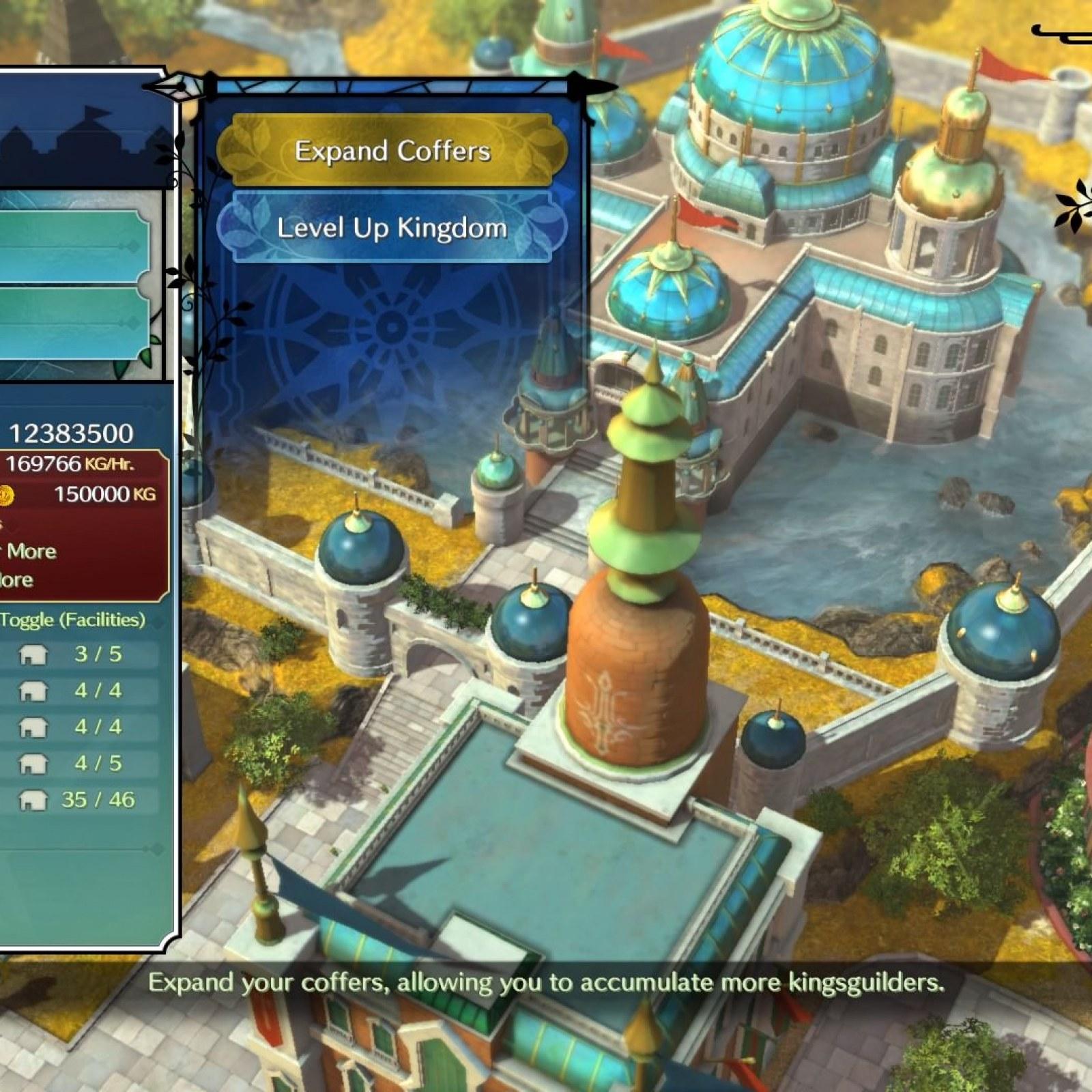 Ni No Kuni II' Kingdom Building Guide: The Best Research