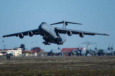Air Force, C-5, AMC, Travis, Navy,