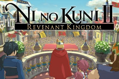 ni no kuni ii building the kingdom