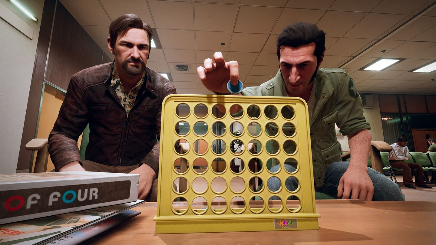 A Way Out Connect 4