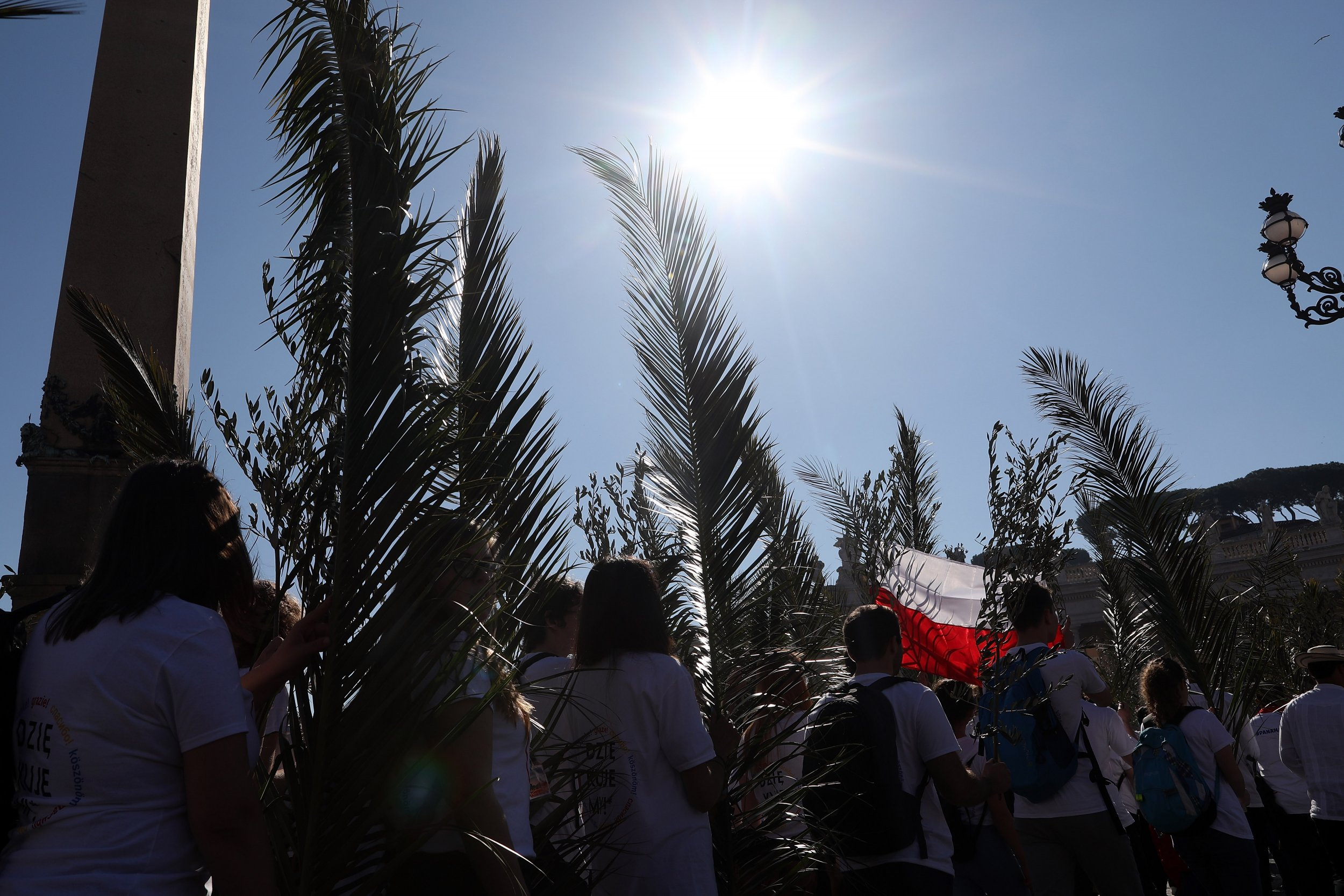 Palm Sunday 2018: What's Its Significance and How To Watch ... - photo#1