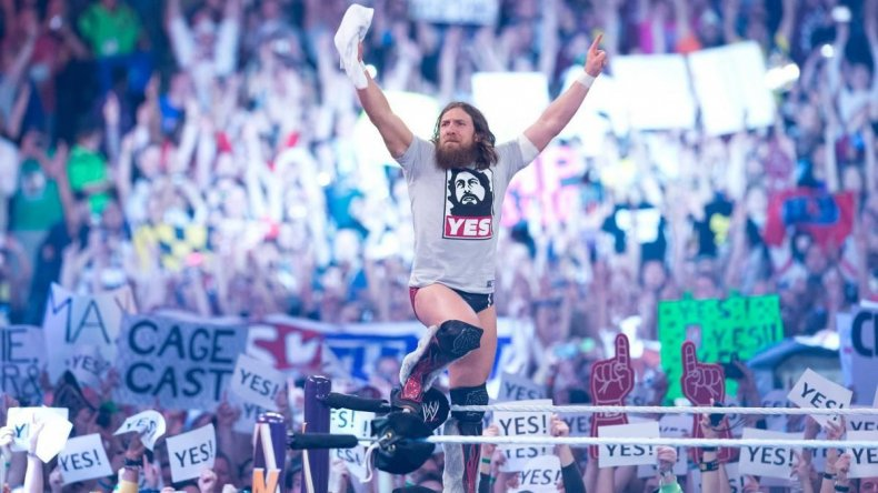 Daniel Bryan will return to the ring
