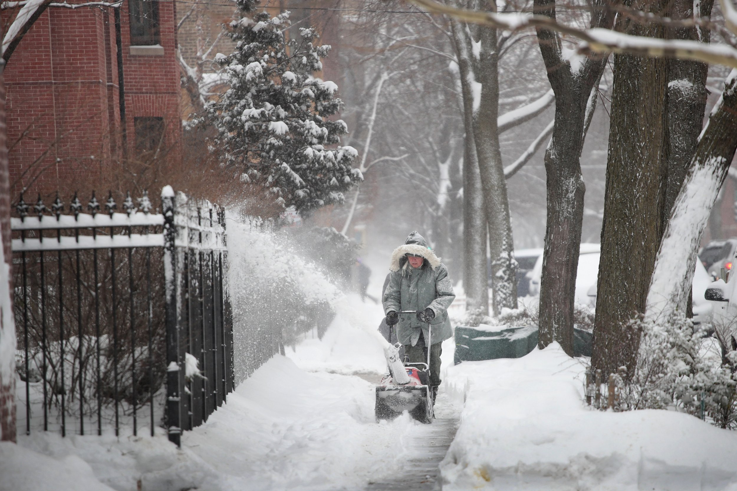 Winter Storm: Winter Storm Uma Could Drop Up To 12 Inches Of Snow In The