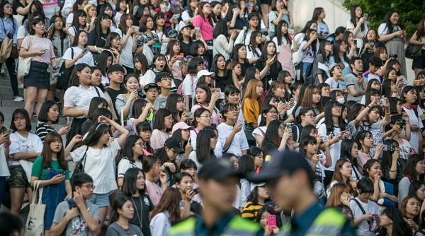 kpop concert