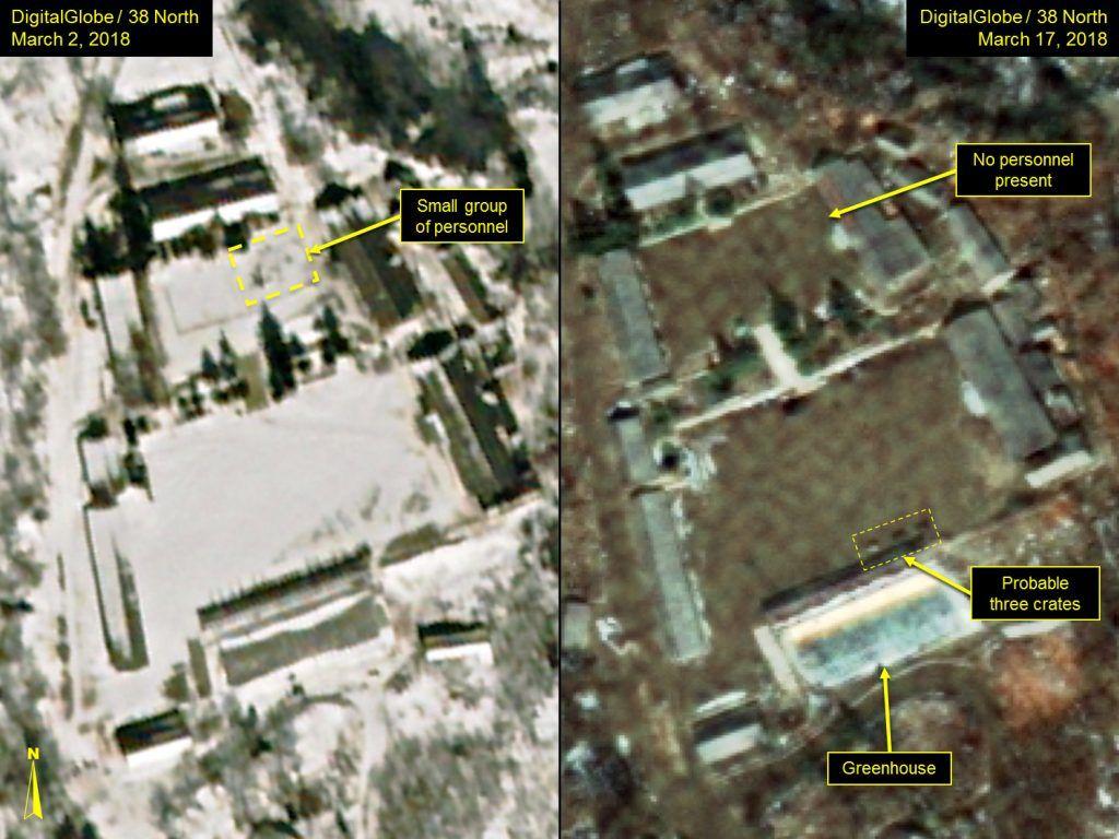 NorthKoreaNuclearSiteChange1