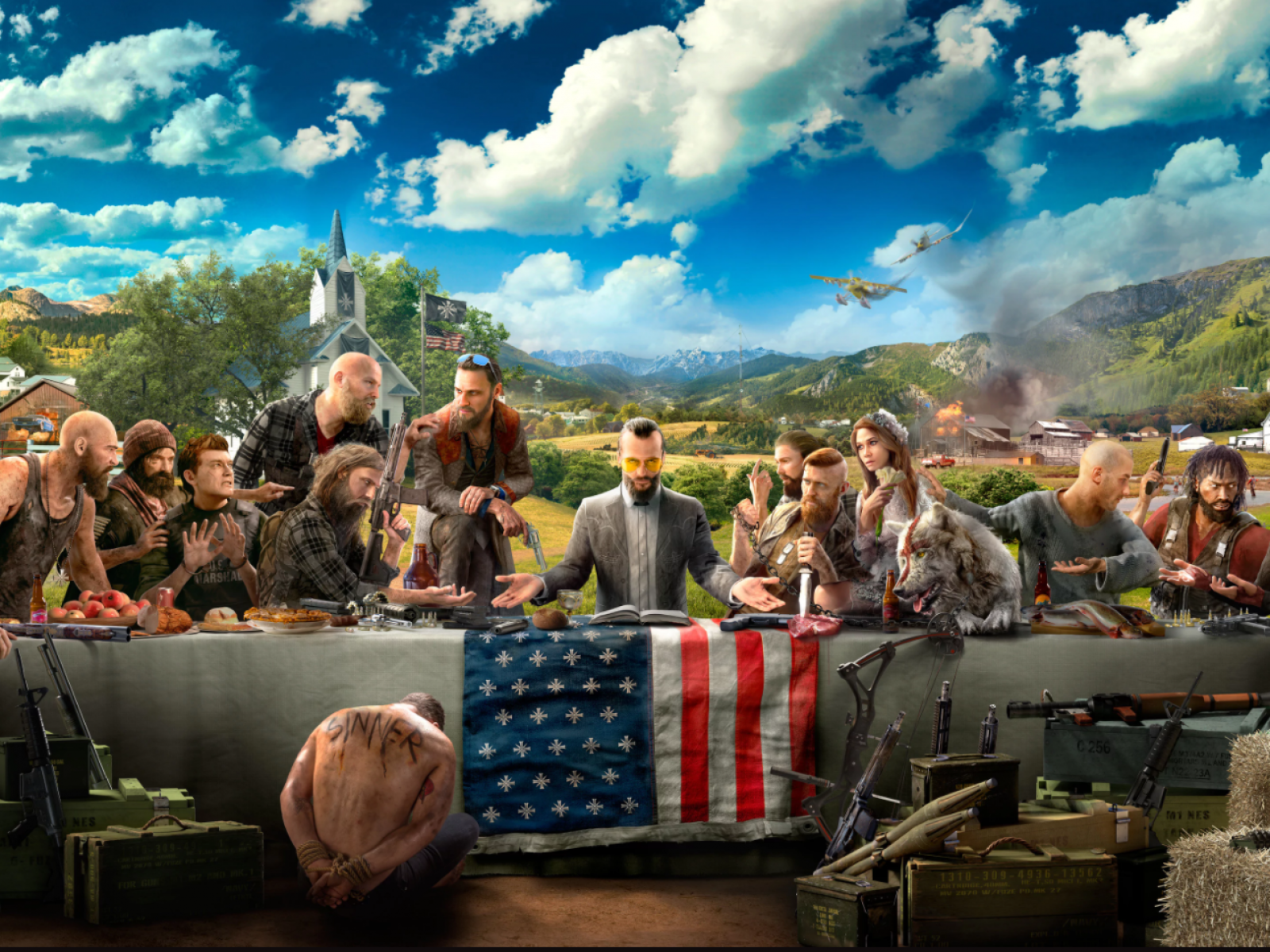 Far Cry 5 Review A Perfect Atmosphere Makes Up For A Lacking Story