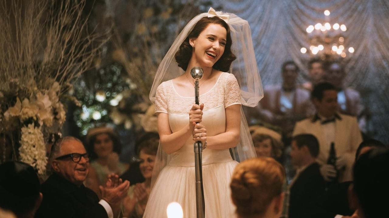 'The Marvelous Mrs. Maisel' Season 2 news