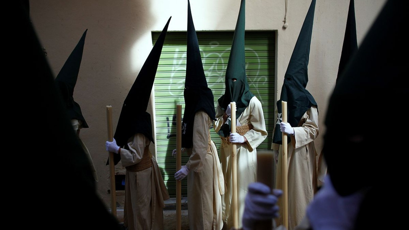 Holy Week: These Spanish Penitents Have Nothing To Do With