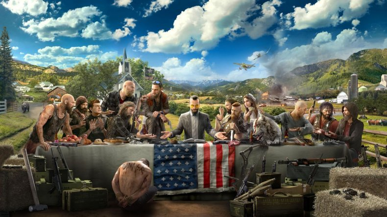 'Far Cry 5' Beginner Guide: Character Customization, Best Weapons, Perks skill tree tips strategy