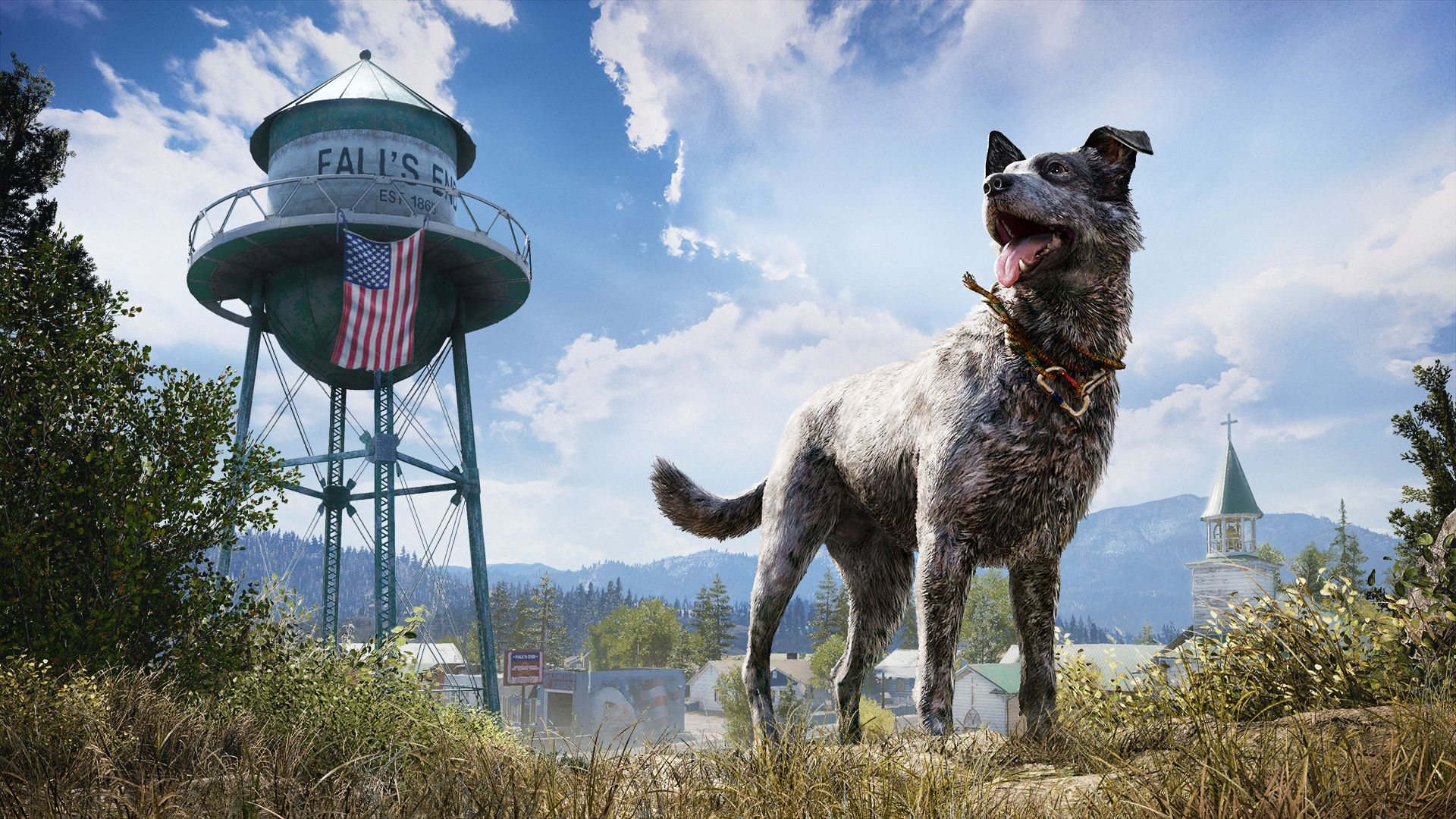 'Far Cry 5' Animals: How to Get Boomer, Cheeseburger & Peaches From Fangs For Hire Gang