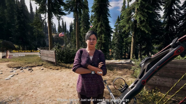 Far Cry 5 Mable
