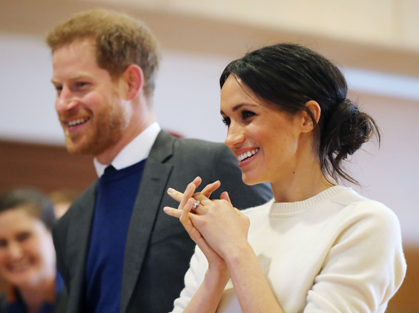Who Will be Meghan Markle's Maid of Honor?