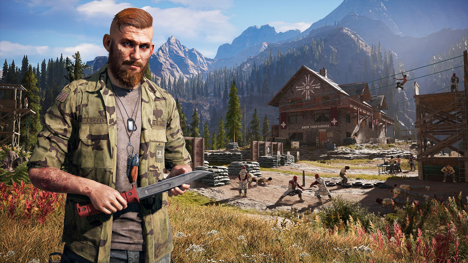Far Cry 5 Co Op Guide How To Play With Friends Online