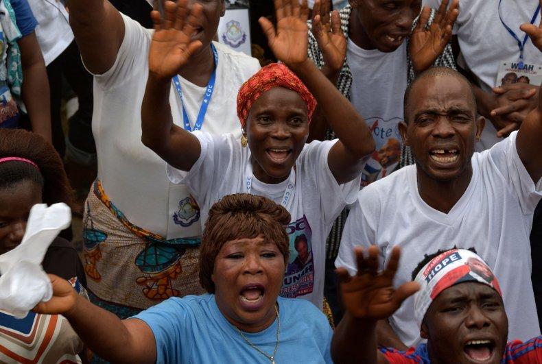 Liberia-elections
