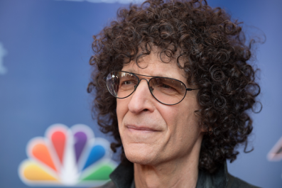 Howard Stern Says Donald Trump Should 'Get the F**k Out' of the White House