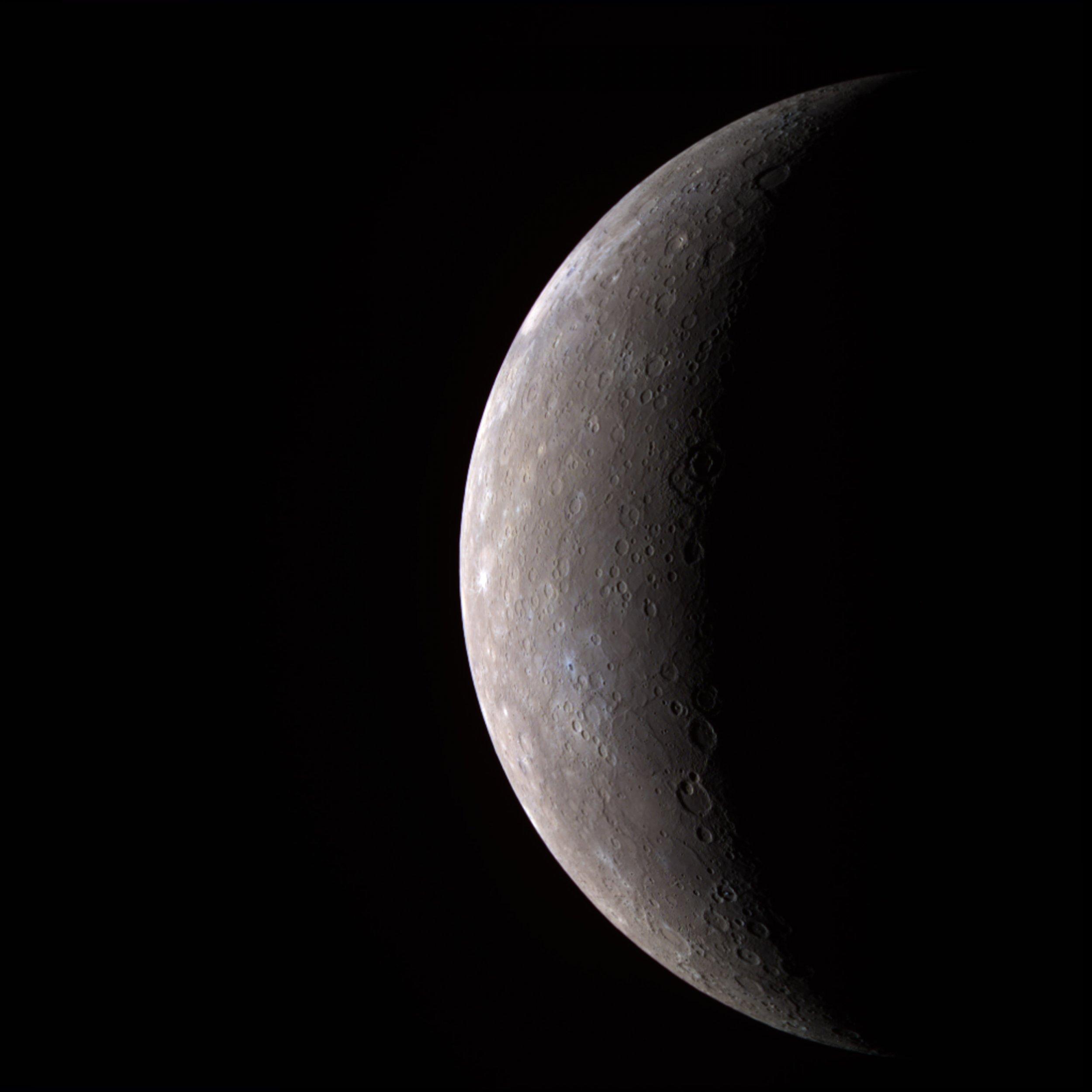 Mercury Messenger 2008