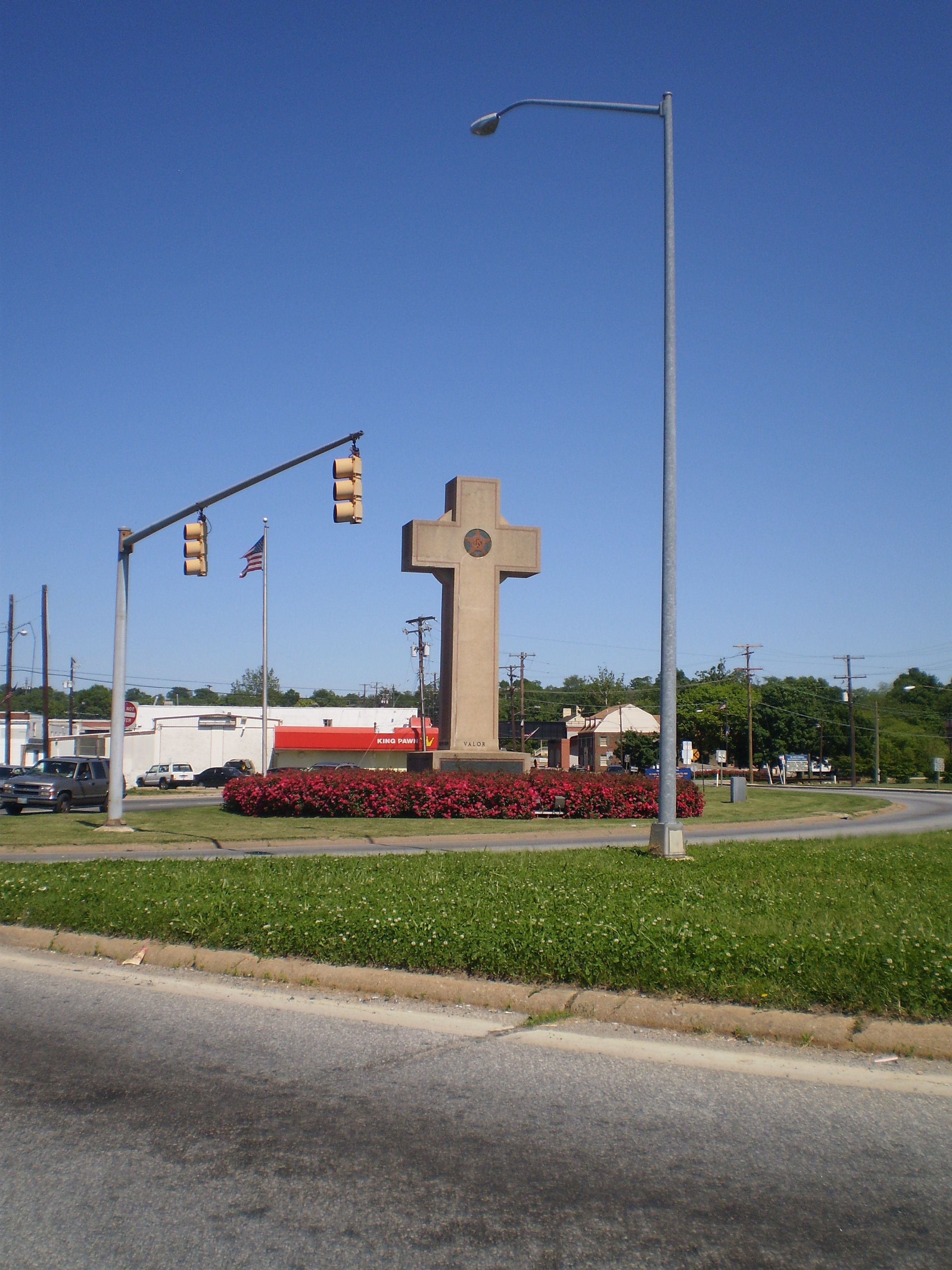 Peace Cross Memorial