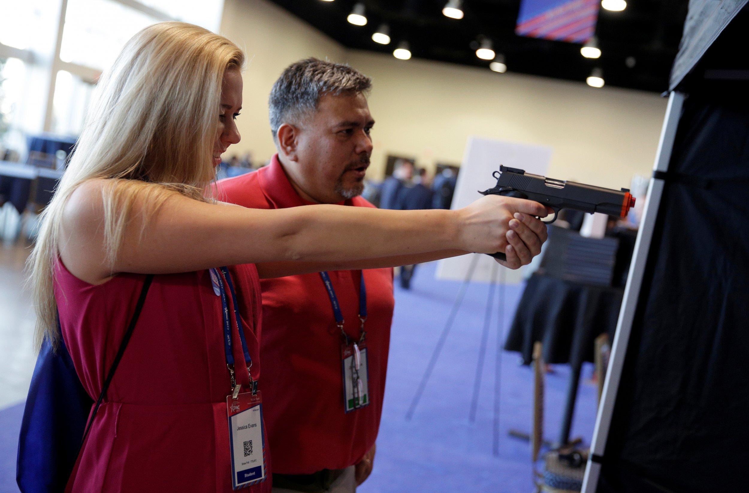 Rubio Doesn't Want Teachers Armed
