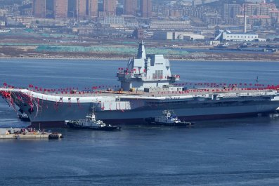 Type 001A China aircraft carrier