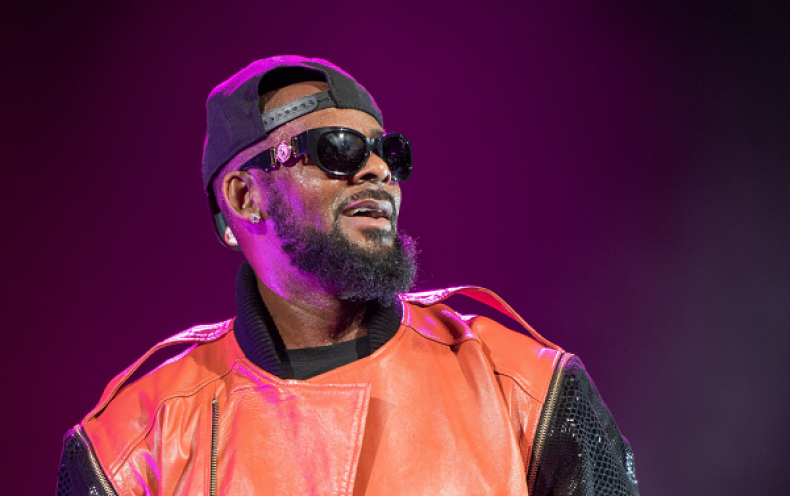 R. Kelly Documentary Reveals Singer's Marriage to Aaliyah and 14-Year-Old 'Pet'