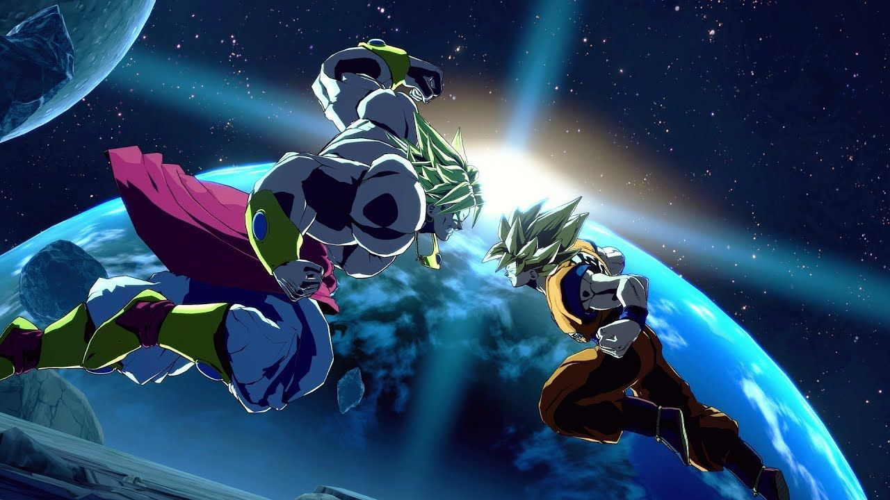 'Dragon Ball FighterZ' Broly and Bardock Dramatic Finishes ...
