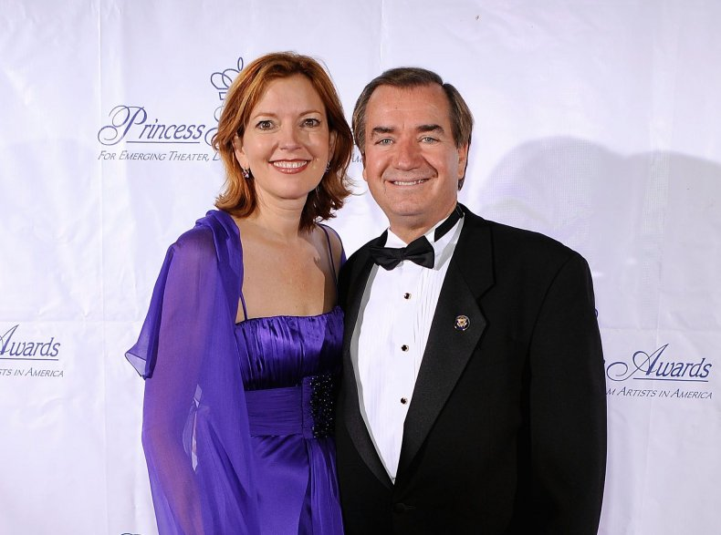 Marie and Ed Royce.