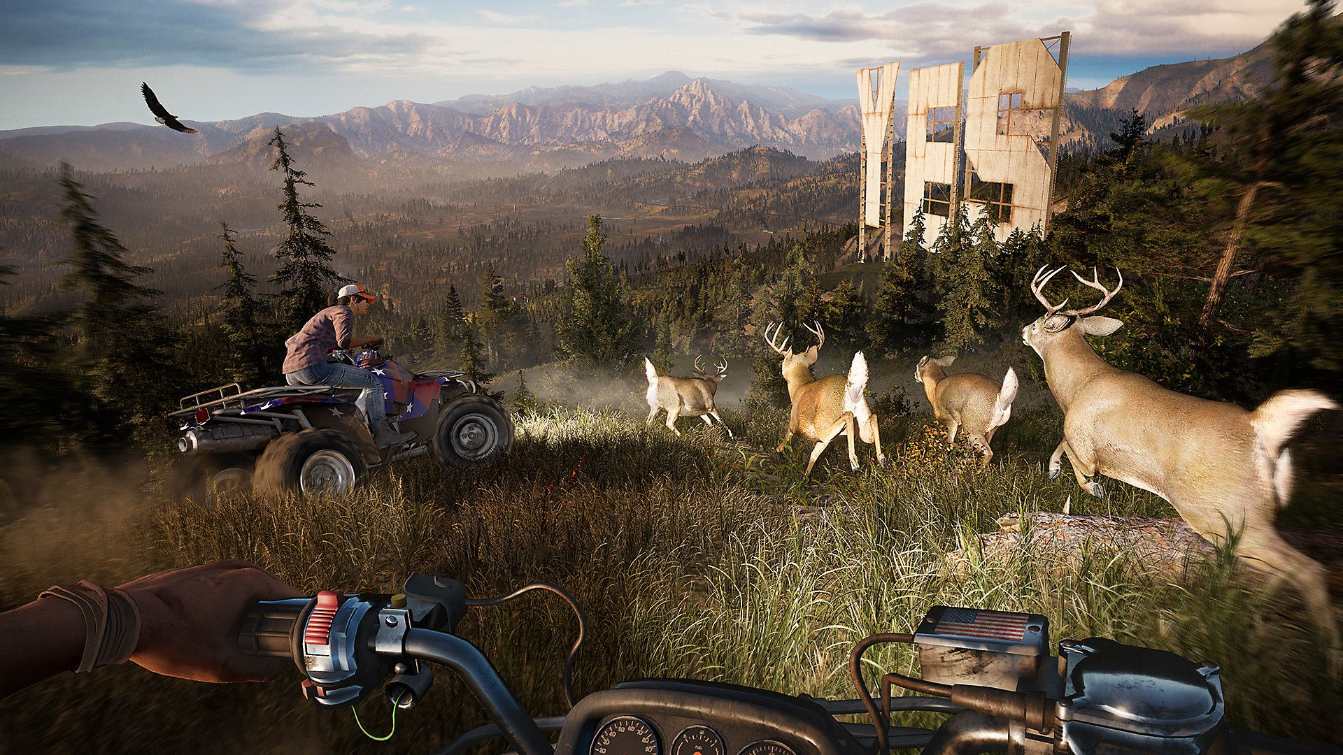"Far Cry 5 Full Map: 'Far Cry 5' Guide: How To Get All Lighters In ""What They"