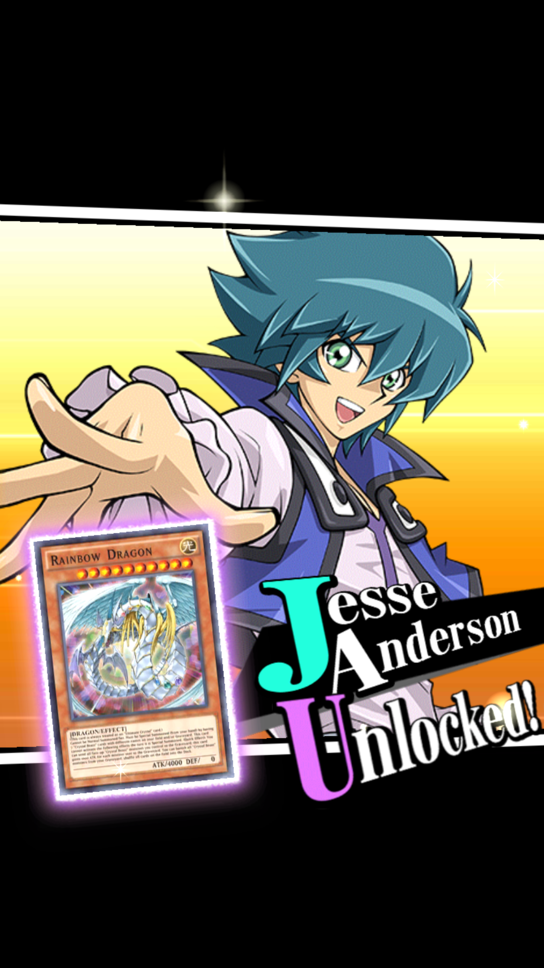 How to Unlock Jesse Anderson in 'Yu-Gi-Oh! Duel Links'