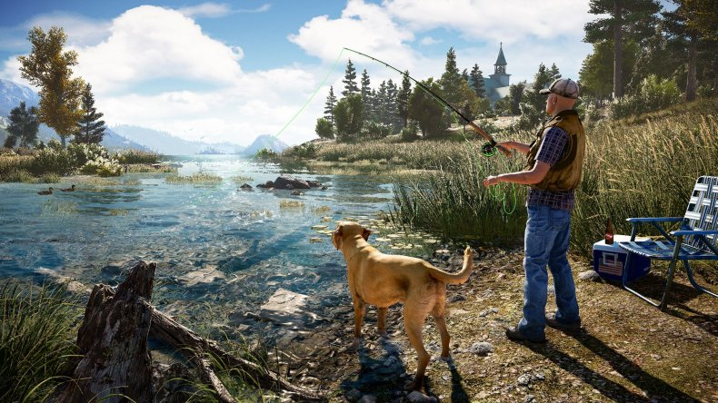 'Far Cry 5' quick Money Tips: How to Farm Cash From Hunting, Fishing tricks guide glitch cheats