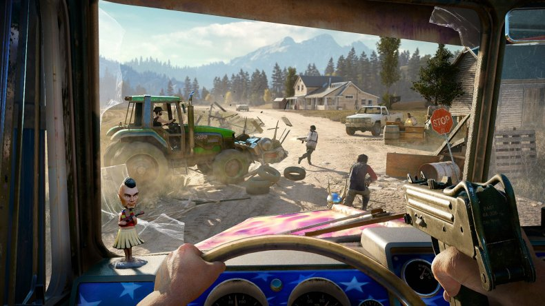 Far Cry 5 quest