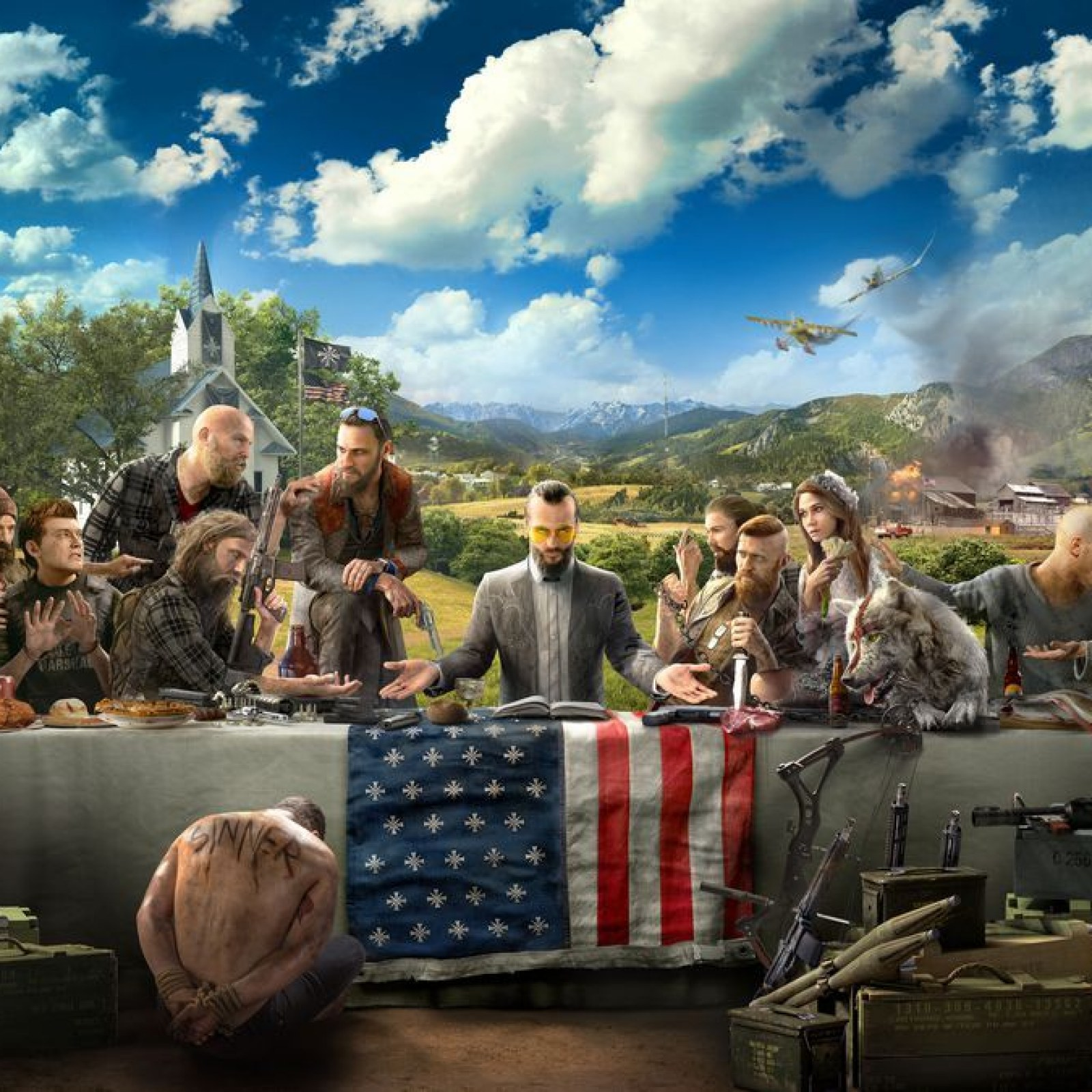 Far Cry 5 Lieutenant Locations How To Unlock Fourth Holster Perk Fast