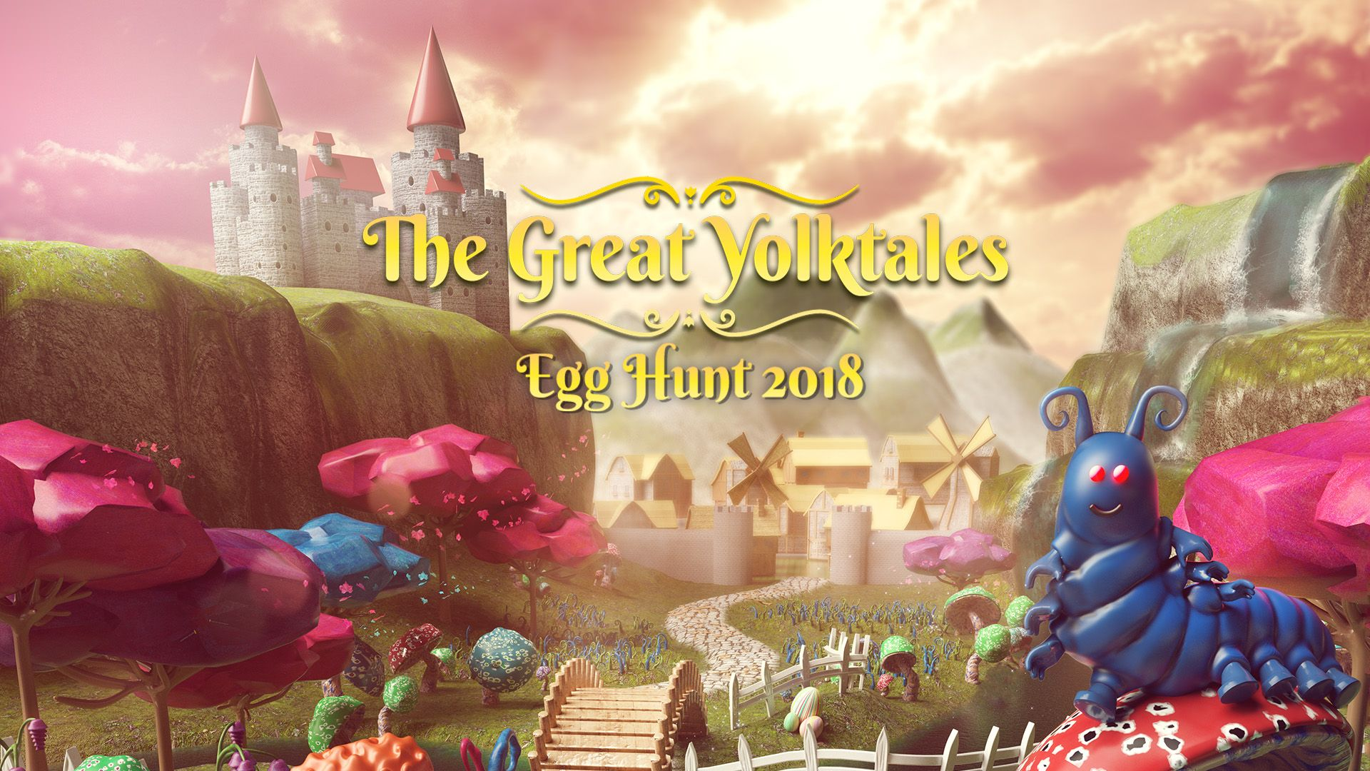 Egg Hunt 2018: The Great Yolktales [Official Trailer]