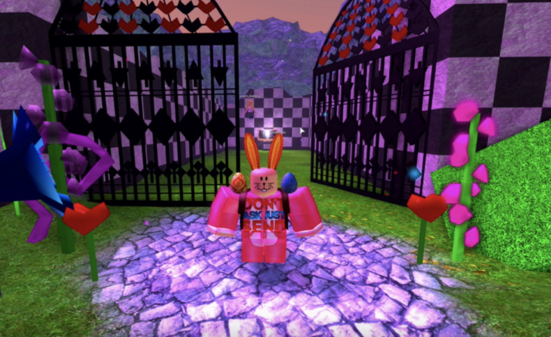 The Rock Black Maze Roblox Roblox Egg Hunt 2018 Locations Every Egg Where To Find It