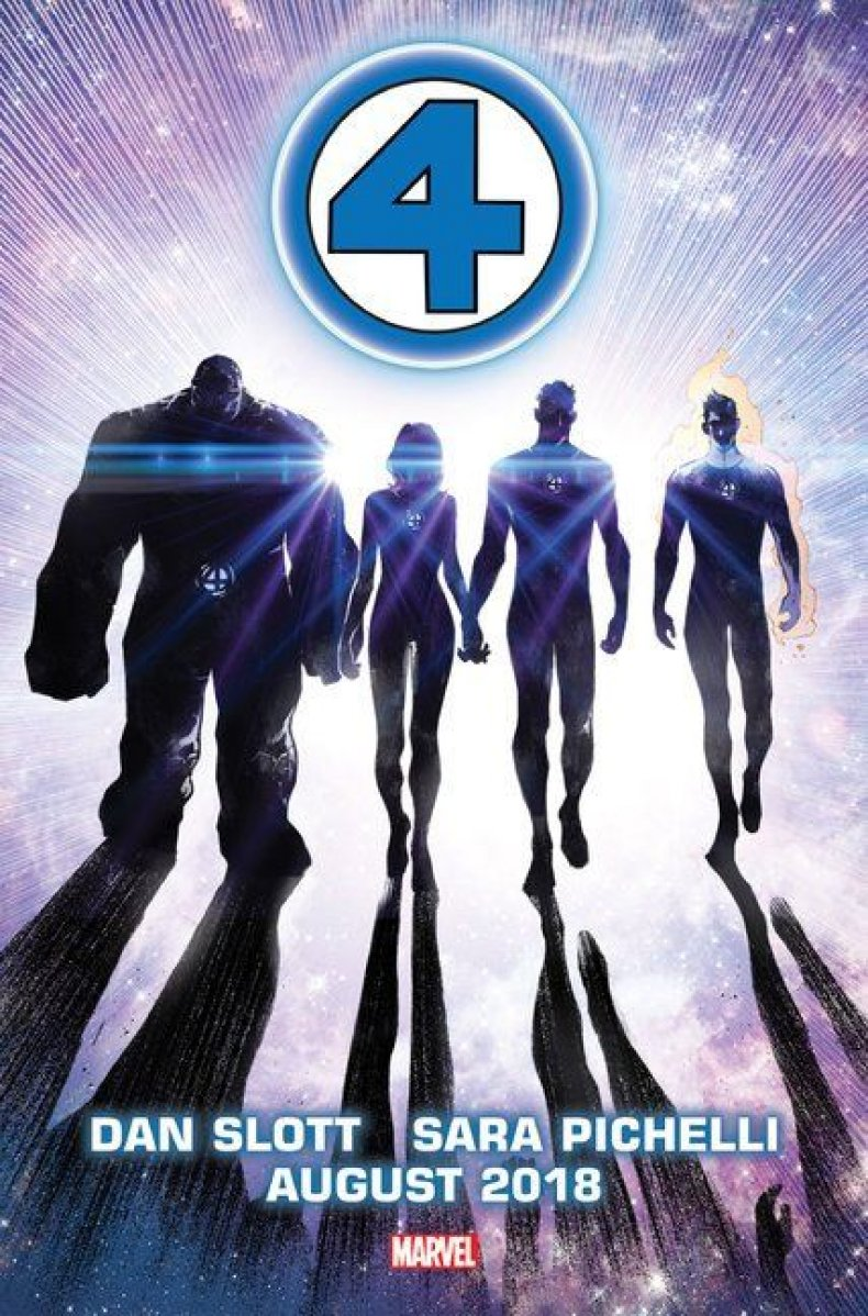 fantastic four marvel release date august 2018