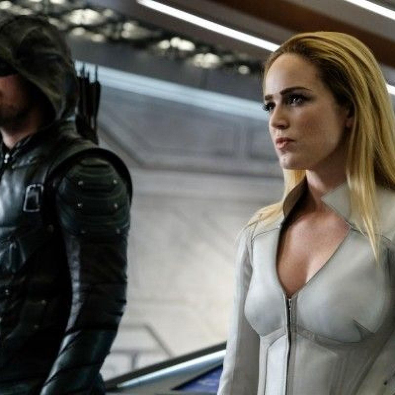 Arrow Season 6 Brings Back White Canary In Finale
