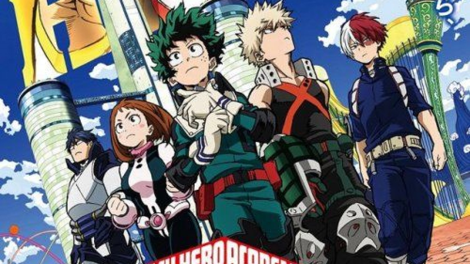 My Hero Academia Movie Synopsis Reveals Another Quirkless Character