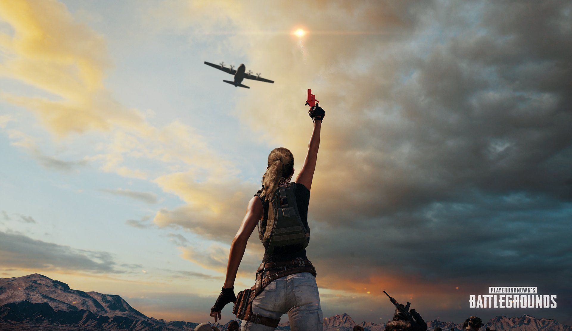 Pubg Mobile Wallpaper Vikendi: 'PUBG' Gets Flare Gun Miramar Event Mode