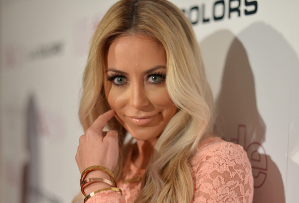 Aubrey O'Day Posts Cryptic Instagram Message Following Donald Trump Jr. Affair Rumors