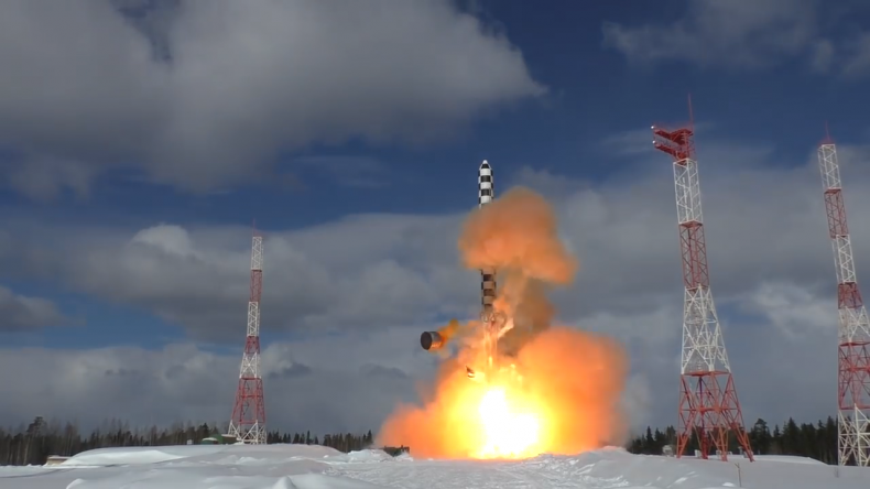 RussiaSatan2Launch