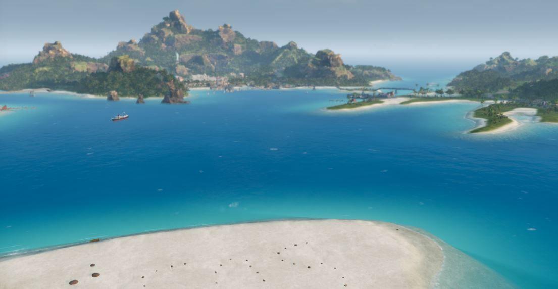 tropico 6 beach