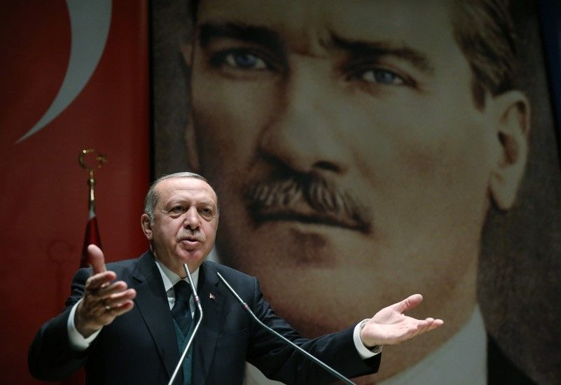 ErdoganSpeechSyriaFrance