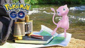 mew pokemon go
