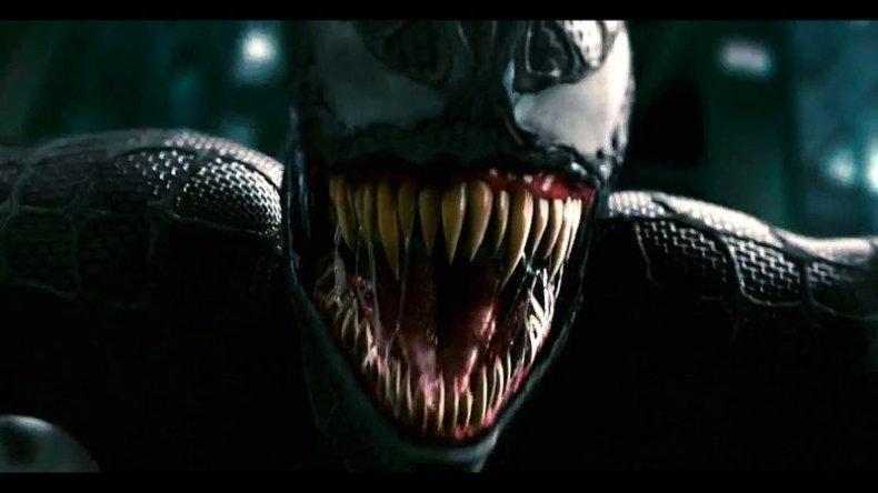 venom spider man 3